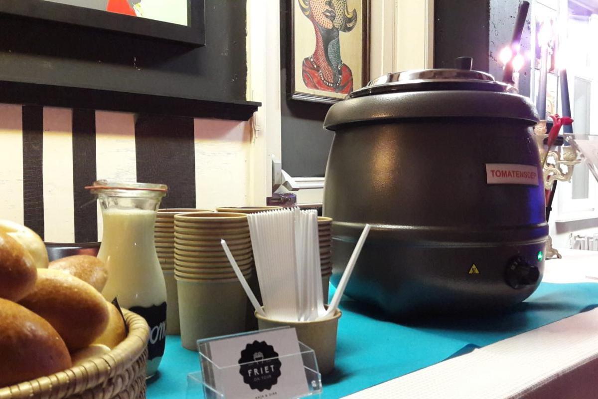 huisgemaakte soep verse producten